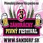 3. ročník Záhorácky pivný festival