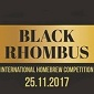 Black Rhombus 2017 International Homebrew Competition