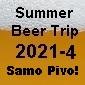Pivné potulky 4. 2021 Srbsko, Beograd - Samo pivo!