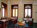 interiér reštaurácie Hubert