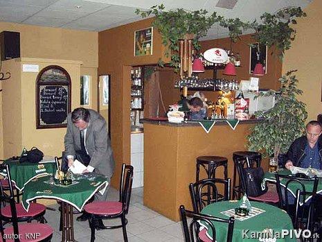 Bernard pri Lýceu - bar
