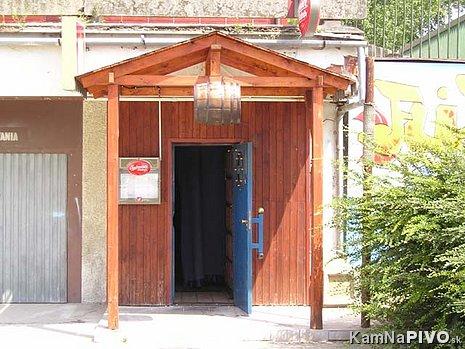 Vchod do Pubu
