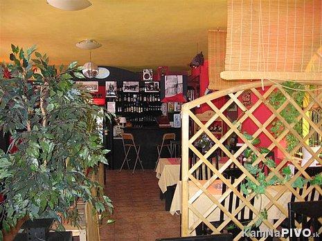 Bar v reštarácii
