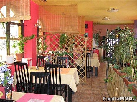 Ľavá časť reštarácie