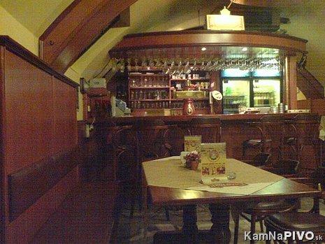 Krušovická pivnica - Bar