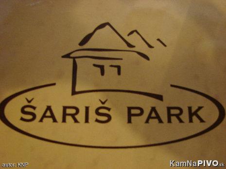 Šariš park - logo