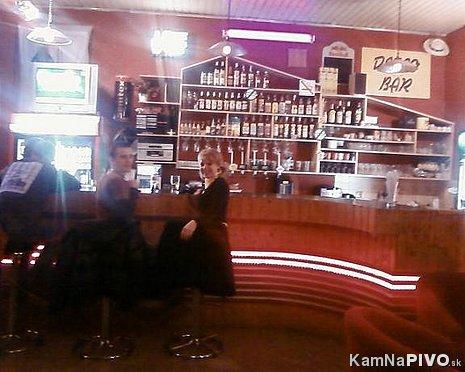 V-klub bar
