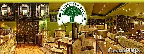Pub u zeleného stromu intro