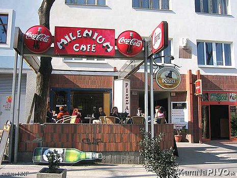 Milenium café