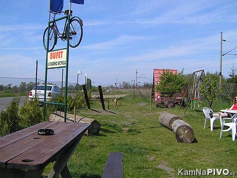Bufet u starého bicykla