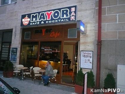 Mayor cafe