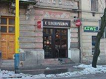 U legionárov Košice