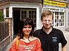 Ivanka a editor Andrej Filip pred Cobrou