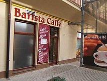 Barista caffé Košice, vstup