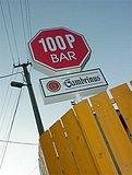 100P bar