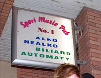 Sport Music Pub