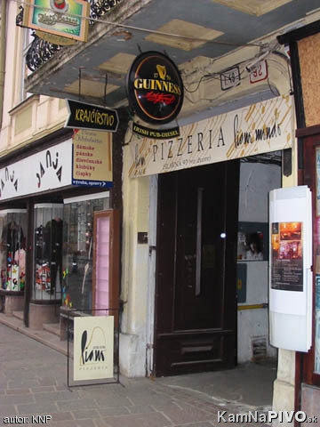 Diesel Music Pub