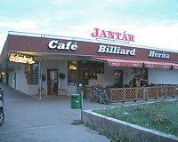 Jantár - café billiard herňa