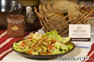 Šariš park - Wellness salat