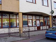 Terno club - Vchod