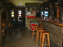 Pub u Borisa - Vchod do pubu
