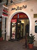 Jazz Wine pub