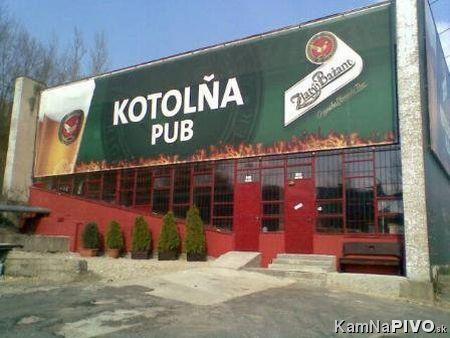 Kotolňa pub