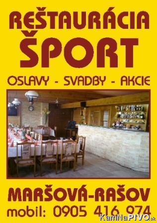 Reštaurácia ŠPORT