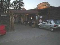 Harley Davidson Saloon