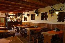 Polovnícka reštaurácia