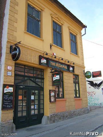 Irish pub Prešov
