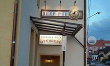 Deep pub