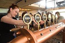 Domáce pivo ŽiWELL - pri výčape