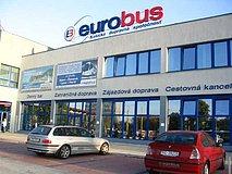 Eurobus AS denný bar
