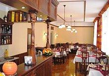 Jedáleň s barom