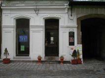 Galéria café Parnas