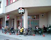 Cyprus café bar