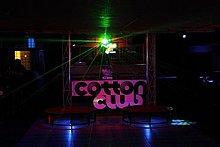 Havana club - LASER + DJ pult