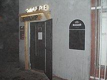 Swamp pub
